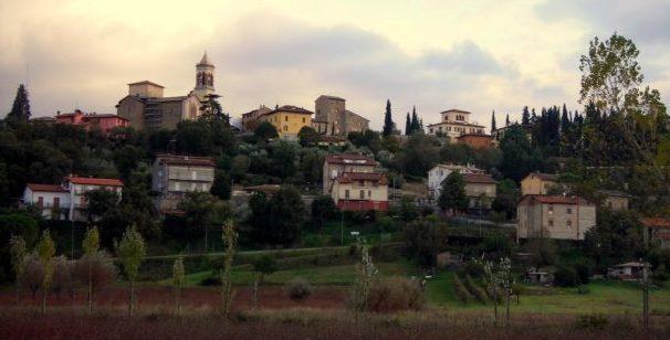 Il paese di Brunello Cuccinelli